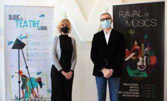 Castelló programa un semestre de cultura segura als teatres de la ciutat