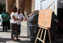 El reciclatge es dispara a Castelló i creix un 22% a tota la ciutat