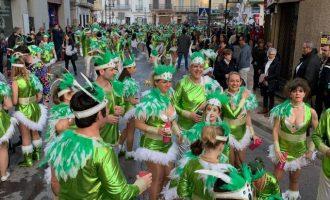 Vinaròs suspèn part de la programació del Carnaval Virtual 2021 per les restriccions de la Covid-19