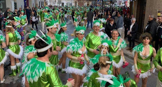Vinaròs suspende parte de la programación del Carnaval Virtual 2021 por las restricciones de la Covid-19