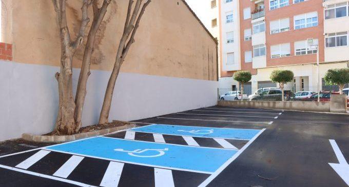 Onda condiciona el pàrquing d'Alfons El Magnànim i el carrer del Monte Carmelo després de petició veïnal