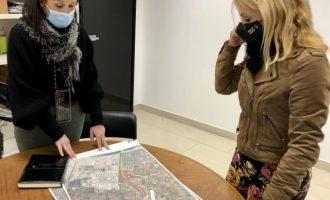 Almassora refuerza las alegaciones al PAT y propone ampliar la zona logística