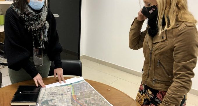 Almassora reforça les al·legacions al PAT i proposa ampliar la zona logística