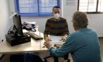 Almassora gestiona més de 120 sol·licituds de dependència en 2020