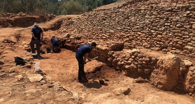 Almassora comenzará la nueva excavación en el Torrelló en febrero.