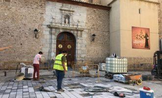 La UE paga 73.000 euros a Almassora por las obras de San Jaime, Torrelló, alumbrado y la Vila
