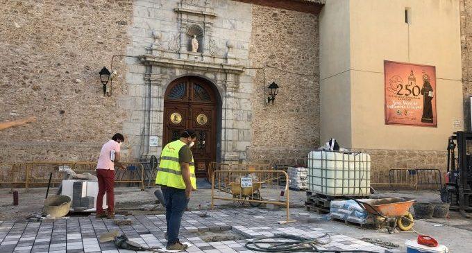 La UE paga 73.000 euros a Almassora per les obres de Sant Jaume, Torrelló, enllumenat i la Vila