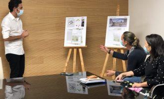 El colegio Santa Quitèria de Almassora cuenta con dos empresas candidatas para su construcción