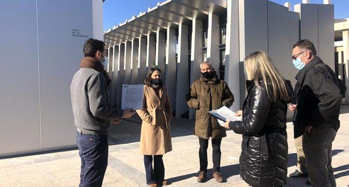 Almassora recepciona les obres d'ampliació del cementeri