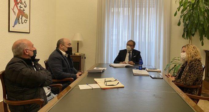Miguel Barrera recolza la redefinició de la marca 'Castelló Ruta de Sabor' empresa per la Diputació de Castelló