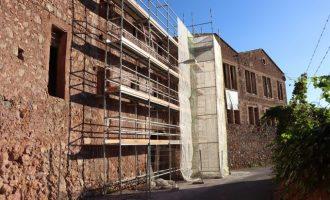 Onda avanza en el proyecto de reconversión de la antigua fábrica La Campaneta como centro cívico
