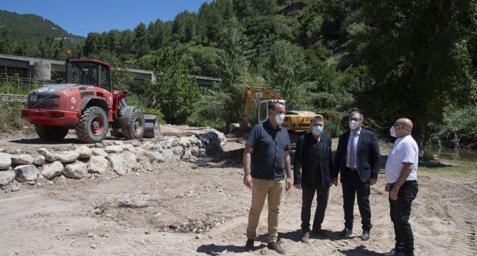 La Diputació va destinar 900.000 euros en 2020 a condicionar 4.000 quilòmetres de camins i pistes de 61 municipis de la província