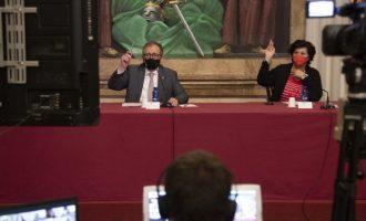 El pleno de la Diputación solicita ayudas al Gobierno de España por 'Filomena' y aprueba el nuevo Plan 135 para dotar de más autonomía a los ayuntamientos