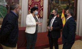 La Diputación aprueba adelantos de tesorería de 56,4 millones de euros para 77 ayuntamientos