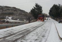 49 carreteres afectades per la neu en la Comunitat Valenciana: aquesta és la situació a Castelló