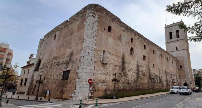Vinaròs rebrà 20.000€ de la Diputació per a la conservació de les pintures exteriors de l'església arxiprestal