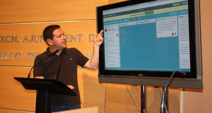Castelló hace públicos en el portal de transparencia los datos de reciclaje y gestión de residuos
