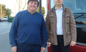 Borriana i la Cooperativa Sant Josep s'uneixen per a la lluita contra el 'cotonet' de Sud-àfrica