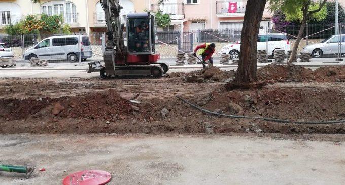Nules remodela el parc infantil Paco Colau