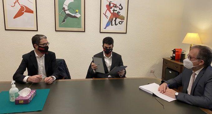 La Diputació i el CEEI renoven la seua aliança per a promoure projectes innovadors a l'interior de la província