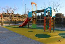 Onda estrena parc infantil al carrer Luxemburg i projecta dos parcs més per a 2021