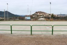 Onda atén les peticions dels veïns del barri Monteblanco i repara la pista esportiva