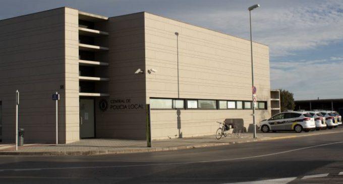 La Policia Local de Borriana supera les 8.900 actuacions per requeriment en l'últim any