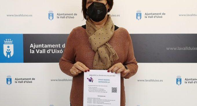 La Biblioteca Municipal de La Vall d'Uixó va fer més de 12.000 préstecs en 2020 malgrat la pandèmia