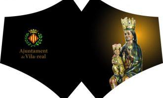 Turisme edita màscares amb la imatge dels patrons i altres motius representatius de Vila-real per a promocionar la ciutat