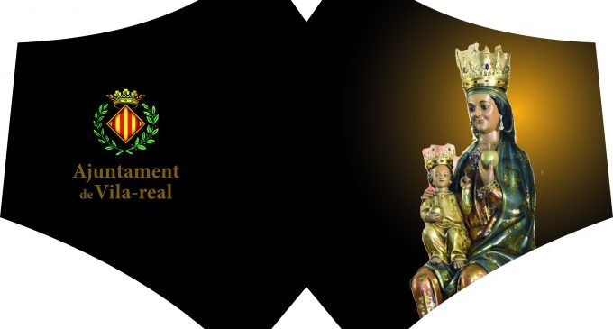 Turismo edita mascarillas con la imagen de los patrones y otros motivos representativos de Vila-real para promocionar la ciudad