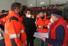 La Diputació coordina el dispositiu d'emergències per a fer front a 'Filomena' amb la col·laboració d'efectius de la Generalitat