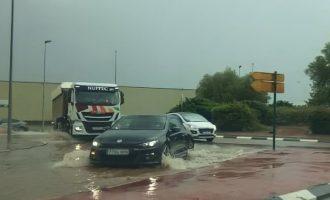 Onda reitera a la Generalitat la urgencia de actuar en la rotonda de Navarti para evitar accidentes en días de lluvia