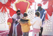 Els Patges Reals recullen els millors desitjos per al 2021 dels xiquets onders