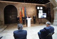 Martí destaca els 18,6 milions d'euros del pla d'ajudes de la Generalitat per a petites empreses i autònoms de la província