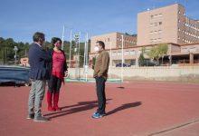 La Diputación renovará Penyeta Roja para conseguir la certificación de centro de tecnificación deportiva