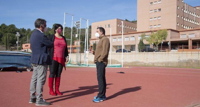 La Diputació renovarà Penyeta Roja per a aconseguir la certificació de centre de tecnificació esportiva