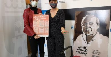 El Ayuntamiento de la Vall d'Uixó adapta la semana de la paz a la situación de pandemia