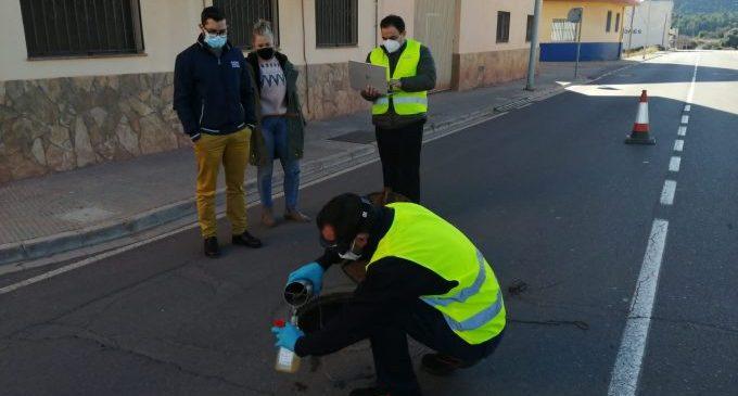 L'Alcora analiza el agua de alcantarilla para frenar y prevenir la presencia de virus de COVID 19