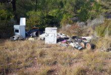L'Alcora localitza 20 abocadors incontrolats i planifica la seua neteja