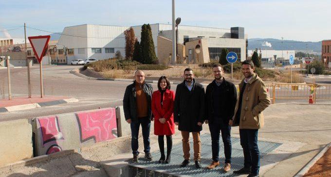 L'Alcora solicitará nuevas ayudas al Ivace para avanzar en la mejora de sus polígonos industriales