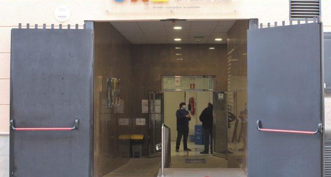 El Centre Municipal de les Arts Martí de Viciana de Borriana finalitza les obres d'accessibilitat que permetran implantar nous ensenyaments