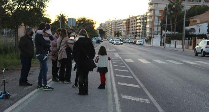 Borriana abordarà enguany el carril bici del Grau al Port que tancarà l'anell de salut