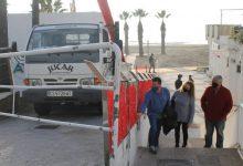 Benicàssim mejora el acceso a la playa en el Eurosol