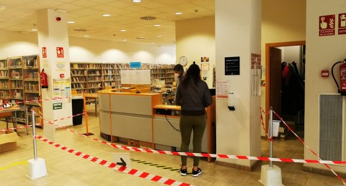 La Biblioteca Manel Garcia Grau de Benicarló realitza 6.910 préstecs durant el 2020