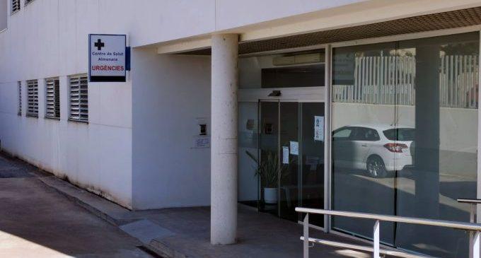 Comienzan las vacunaciones contra la COVID-19 en Almenara