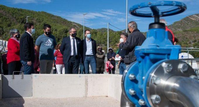 La Diputación de Castellón aprueba la segunda resolución de ayudas de garantía de abastecimiento hídrico de 2020