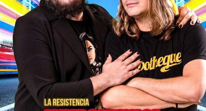 Jaime Caravaca y Grison Beatbox de 'La Resistencia' llegan al Teatre Payà de Burriana
