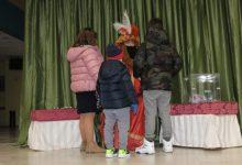 El Patge Reial precedeix la visita dels Reis d'Orient a Borriana i estarà amb els xiquets i les xiquetes de la ciutat el 4 de gener