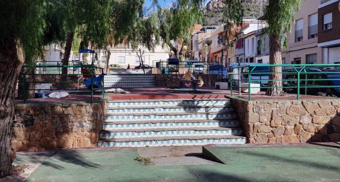 L'Ajuntament d'Almenara licita les obres de remodelació de la plaça Ausiàs March