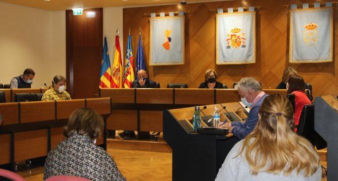 Borriana calcula un estalvi addicional per a veïnat i empreses de 350.000€ amb les noves rebaixes fiscals d'enguany